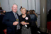ROY THEOBALDS; VERONICA THEOBALDS, Launch of Stephanie Theobald's book' A Partial Indulgence'  drinks provided by Ruinart champage nd Snow Queen vodka. The Artesian at the Langham, 1c Portland Place, Regent Street, London W1