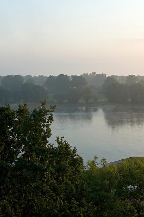 Biosphärenreservat Niedersächsische Elbtalaue; Mission: Black Storks River Elbe Germany; Biosphere Reserve Middle Elbe; Landscape; River Elbe