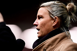 Tanya Oxtoby manager of Bristol City Women prior to kick off - Mandatory by-line: Ryan Hiscott/JMP - 17/02/2020 - FOOTBALL - Ashton Gate Stadium - Bristol, England - Bristol City Women v Everton Women - Women's FA Cup fifth round