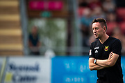 OSTERSUND, SWEDEN - JULY 21: Ian Burchnall of Ostersunds FK during the Allsvenskan match between Ostersunds FK and Trelleborgs FF on July 21 at Jamtkraft Arena, 2018 in Gothenburg, Sweden. Photo by Johan Axelsson/Ombrello ***BETALBILD***