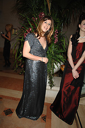 KATIE ELLIOT niece of HRH The Duchess of Cornwall at The Diner Des Tsars in aid of Unicef to celebrate the launch of Quintessentially Wine held at the Guildhall, London EC2 on 29th March 2007.<br /><br />NON EXCLUSIVE - WORLD RIGHTS