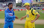 Cricket - India v Australia 4th ODI Ranchi