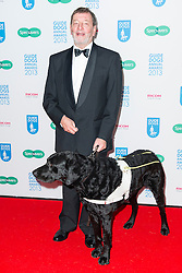 © Licensed to London News Pictures. 11/12/2013, UK.<br /> David Blunkett, Guide Dog of the Year Awards and Charity Ball, London Hilton, Park Lane, London UK, 11 December 2013. Photo credit : Raimondas Kazenas/Piqtured/LNP