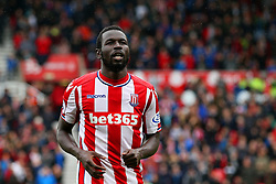Mame Biram Diouf of Stoke City - Mandatory by-line: Matt McNulty/JMP - 30/09/2017 - FOOTBALL - Bet365 Stadium - Stoke-on-Trent, England - Stoke City v Southampton - Premier League