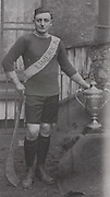 Willie Hough captained Limerick to win the 1918 All-Ireland and won a second medal in 1921. He had played Hurling with Waterford in 1913 but had a long inter county career with his native Limerick from 1915-1926. He became treasurer of the Munster Council in 1936, a position he held for 26 years.