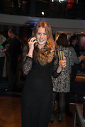 TARKA RUSSELL, The Gentleman's Journal Autumn Party, in partnership with Gieves and Hawkes- No. 1 Savile Row London. 3 October 2013