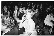 Martha Stewart, Charity Benefit, New York, 1992© Copyright Photograph by Dafydd Jones 66 Stockwell Park Rd. London SW9 0DA Tel 020 7733 0108 www.dafjones.com