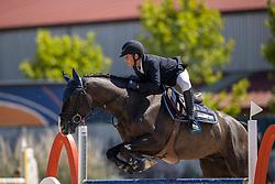 De Nys Sebastien, BEL, Merci De Gelivaux<br /> Belgisch Kampioenschap Jeugd Azelhof - Lier 2020<br /> <br /> © Hippo Foto - Dirk Caremans<br /> 30/07/2020