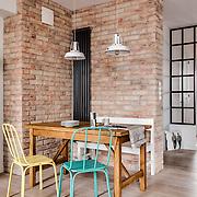 New Apartment Interior Powisle Warsaw Poland