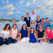 Johnston (Sandra) Family Beach Photos