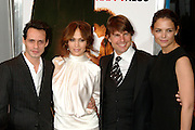 "Marc Anthony, Jennifer Lopez, Tom Cruise & Katie Holmes arriving at ""The Pursuit of Happyness"" film premiere in Westwood, CA  12/07/2006."