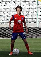 Fifa Womans World Cup Canada 2015 - Preview //<br /> Cyprus Cup 2015 Tournament ( Gsp Stadium Nicosia - Cyprus ) - <br /> South Korea vs Italy 1-2 , Kim Hyeri of South Korea