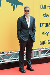 'Catch-22' Photocall, a Sky production, at The Space Moderno Cinema. 13 May 2019 Pictured: George Clooney attends 'Catch-22' Photocall, a Sky production, at The Space Moderno Cinema. Photo credit: MEGA TheMegaAgency.com +1 888 505 6342