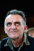 Rome sep 25th 2015, Atreju 2015, prize to Giovanni Lindo Ferretti. In the picture Giovanni Lindo Ferretti