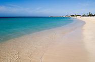 Calm sea at Playa Ancon, Trinidad, Cuba