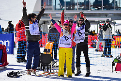 Medal Ceremonies and Animation at the 2016 IPC Snowboard Europa Cup Finals and World Cup