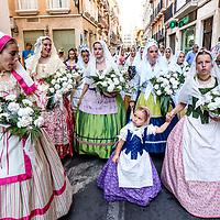 Fogueres de Sant Joan - Alicante, Spain
