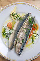 La Bourse et La Vie-mackerel