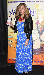 Tracy-Ann Oberman attends the UK Film Premiere of Moomins on the Riviera at BFI Southbank, Belvedere Road, London on Sunday 17 May 2015