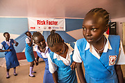 To promote awareness about explosive hazards, UNMAS, in collaboration with the National Mine Action Authority, hosted a risk education talent competition on 8 March 2017, at the Nyakuron Centre, Juba in South Sudan. Nine primary schools from Juba performed songs about recognizing, minimizing and reporting explosive risks. Risk education is important because nearly eight million people in South Sudan live in counties where the presence of explosive remnants of war threaten their safety. The winners will be coached by renowned local musicians, the Jay Family, and will subsequently record a song and music video with UNMISS Communications and Public Information. The song and music video will be launched on 4 April 2017, the International Day for Mine Awareness and Assistance in Mine Action. The competition was generously supported by the Government of Japan, along with UNMIISS, and forms part of a continuing commitment to risk education in South Sudan that involves regular outreach to communities, schools and organizations. As UNMAS celebrates its 20-year anniversary this year, this talent competition will be the first of several events during 2017 to highlight the work of mine action throughout South Sudan and to help celebrate this organizational milestone.<br />