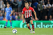 Southampton defender Cedric (2) during the Premier League match between Southampton and Brighton and Hove Albion at the St Mary's Stadium, Southampton, England on 17 September 2018.