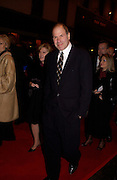 Michael Eisner. Opening night of Mary Poppins at the Prince Edward Theatre and party afterwards at 1 Leicester Sq. 15 December 2004. SUPPLIED FOR ONE-TIME USE ONLY> DO NOT ARCHIVE. © Copyright Photograph by Dafydd Jones 66 Stockwell Park Rd. London SW9 0DA Tel 020 7733 0108 www.dafjones.com