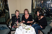 MAYA VON SCHONBBURG; LADY ANNABEL GOLDSMITH; SUSY MURPHY, Book launch of Lady Annabel Goldsmith's third book, No Invitation Required. Claridges's. London. 11 November 2009