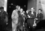Official opening of Northgate Exploration Ltd's Tynagh Mines, Co. Galway by An Taoiseach Seán Lemass..22.10.1965