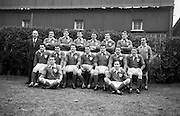 Irish Rugby Football Union, Ireland v France, Five Nations, Landsdowne Road, Dublin, Ireland, Saturday 26th January, 1963,.26.1.1963, 1.26.1963,..Referee- F G Price, Welsh Rugby Union, ..Score- Ireland 5 - 24 France, ..Irish Team, ..T J Kiernan,  Wearing number 15 Irish jersey, Captain of the Irish team, Full Back, University college Cork Football Club, Cork, Ireland,  ..W R Hunter, Wearing number 14 Irish jersey, Right Wing, C I Y M S Rugby Football Club, Belfast, Northern Ireland, ..A C Pedlow, Wearing number 13 Irish jersey, Right Centre,  C I Y M S Rugby Football Club, Belfast, Northern Ireland, ..A J O'Reilly, Wearing number 12 Irish jersey, Left Centre, Old Belvedere Rugby Football Club, Dublin, Ireland,  ..P J Casey, Wearing number 11 Irish jersey, Left Wing, University College Dublin Rugby Football Club, Dublin, Ireland, ..J B Murray, Wearing number 10 Irish jersey, Stand Off, University College Dublin Rugby Football Club, Dublin, Ireland, ..J C Kelly, Wearing number 9 Irish jersey, Scrum Half, University College Dublin Rugby Football Club, Dublin, Ireland,..P J Dwyer, Wearing number 1 Irish jersey, Forward, University College Dublin Rugby Football Club, Dublin, Ireland, ..A R Dawson, Wearing number 2 Irish jersey, Forward, Wanderers Rugby Football Club, Dublin, Ireland, ..S Millar, Wearing number 3 Irish jersey, Forward, Ballymena Rugby Football Club, Antrim, Northern Ireland,..W A Mulcahy, Wearing number 4 Irish jersey, Forward, Bective Rangers Rugby Football Club, Dublin, Ireland,  ..W J McBride, Wearing number 5 Irish jersey, Forward, Ballymena Rugby Football Club, Antrim, Northern Ireland,..M D Kiely, Wearing number 6 Irish jersey, Forward, Landsdowne Rugby Football Club, Dublin, Ireland, ..C J Dick, Wearing number 8 Irish jersey, Forward, Ballymena Rugby Football Club, Antrim, Northern Ireland,..P J A O' Sullivan, Wearing  Number 7 Irish jersey, Forward, Galwegians Rugby Football Club, Galway, Ireland,