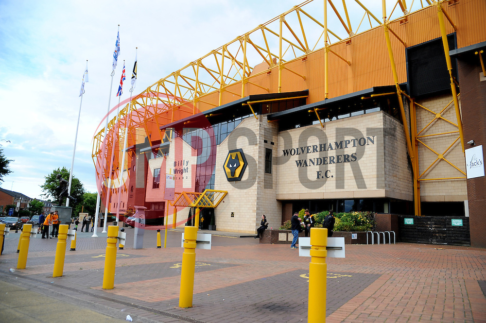 General view of the Molineux Stadium - Mandatory by-line: Nizaam Jones/JMP - 13/08/2016 - FOOTBALL - Molineux - Wolverhampton, England - Wolverhampton Wanderers v Reading - Sky Bet Championship