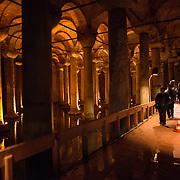 Basilica Cistern / Istanbul, Turkey