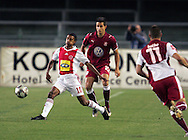 Sameehg Doutie during the PSL match between Ajax Cape Town and Moroka Swallows held at Newlands Stadium in Cape Town, South Africa on 28 October 2009..Photo by Ron Gaunt/SPORTZPICS