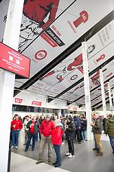 General view of the South Stand concourse at Ashton Gate - Mandatory by-line: Paul Knight/JMP - Mobile: 07966 386802 - 05/12/2015 -  FOOTBALL - Ashton Gate Stadium - Bristol, England -  Bristol City v Blackburn Rovers - Sky Bet Championship