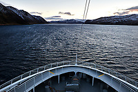 A culinary voyage onbord Hurtigruten, from Svolv&aelig;r to Kirkenes.  Reportages of suppliers en route.<br /> Photo: Paul Paiewonsky&copy;2016<br /> Photos may only be published with prior consent by photographer.