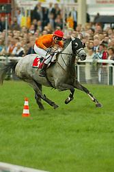 Winnaar Grote Prijs van Vlaanderen<br />Waregem Koerse 2003<br />Photo © Hippo Foto