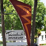 The Tairawhiti Museum Stout Street. Gisborne, New Zealand,, 14th January 2011 Photo Tim Clayton.
