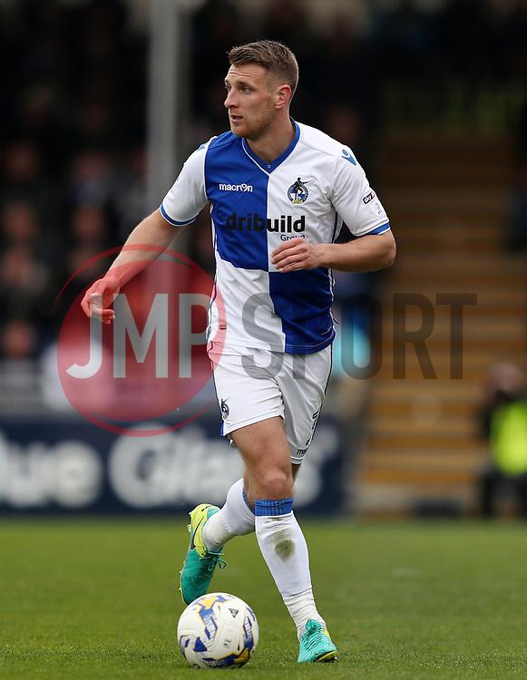 Lee Brown of Bristol Rovers - Mandatory by-line: Gary Day/JMP - 30/04/2017 - FOOTBALL - Memorial Stadium - Bristol, England - Bristol Rovers v Millwall - Sky Bet League One