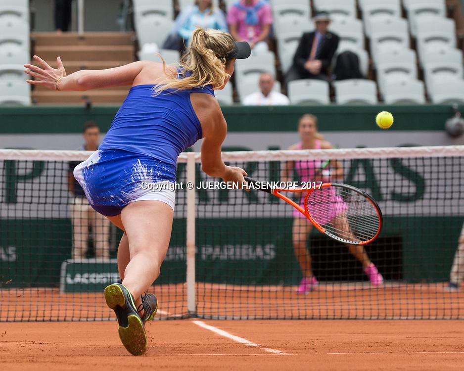 ELINA SVITOLINA (UKR)<br /> <br /> Tennis - French Open 2017 - Grand Slam / ATP / WTA / ITF -  Roland Garros - Paris -  - France  - 5 June 2017.