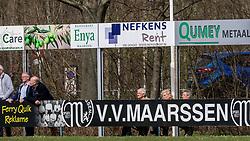 07-04-2018 NED: vv Maarssen 1 - Jonathan 1, Maarssen<br /> Het 1ste verliest ook van Jonathan en moet zich zorgen gaan maken om niet te degraderen.
