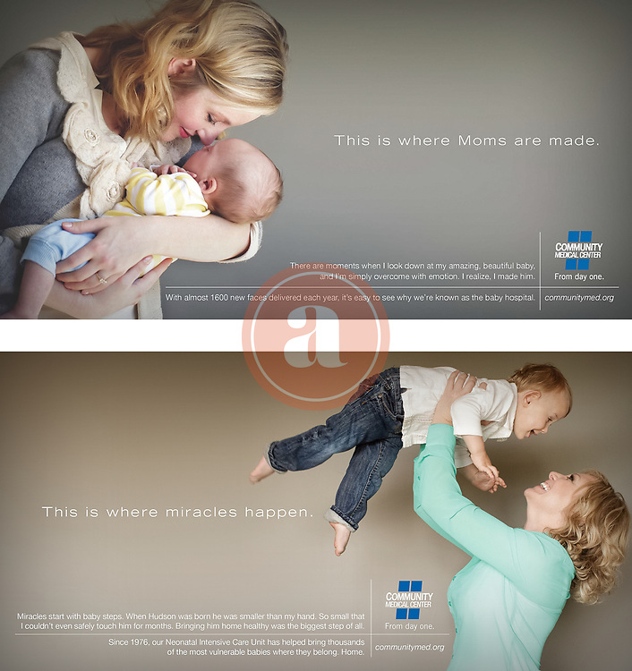 A campaign series that included a 15sec commercial, billboard, and print & web ads for each mother's story.