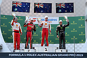 Scott McLaughlin (DJR Penske Shell Ford with Mostert and Waters). Beaurepaires Supercars Melbourne 400, Virgin Australia Supercars Champiobship Round 2. 2019 Rolex Australian F1 Grand Prix, Albert Park Melbourne 14-16 March 2019. Photo Clay Cross / photosport.nz