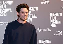 Glasgow Film Festival 2019<br /> <br /> The Scottish Premiere of Only You<br /> <br /> Pictured: Josh O'Connor <br /> <br /> (c) Aimee Todd   Edinburgh Elite media