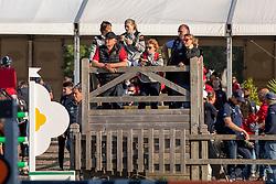 Vandousselaere Paris, BEL, Hennessey vd Padenborre<br /> European Jumping Championship Children<br /> Zuidwolde 2019<br /> © Hippo Foto - Dirk Caremans<br /> Vandousselaere Paris, BEL, Hennessey vd Padenborre