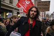 1 Dec. 2014 - New Era Estate campaign protest and march.