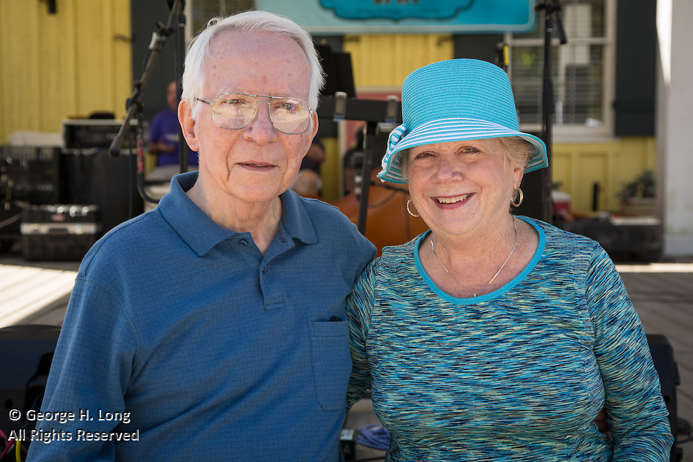 David and Sandra Root, Abita Springs' Citizens of the Year, honored at the 2015 Water Festival