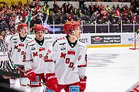 2020-03-10   Umeå, Sverige: Matchen i HA Finalserien mellan Björklöven och MoDo i A3 Arena ( Foto av: Michael Lundström   Swe Press Photo )<br /> <br /> Nyckelord: Umeå, Hockey, HA Finalserien, A3 Arena, Björklöven, MoDo, mlbm200310