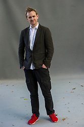 Pictured: Nick Harkaway<br /> <br /> William Sutcliffe (born 1971) is a British novelist. An alumnus of Haberdashers' Aske's School and Emmanuel College, Cambridge, Sutcliffe started his career with a novel about school life entitled New Boy (1996), which was followed by Are You Experienced? (1997), a pre-university gap year novel, in which a group of young Brits travel to India without really knowing what to expect or what to do there.
