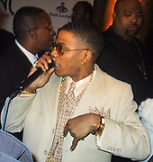 Nelly<br />Justin Timberlake &amp; Nelly&rsquo;s Post Grammy Party<br />Capitale Nightclub<br />Sunday, February 23, 2003.<br />New York, NY, USA<br />Photo By Celebrityvibe.com/Photovibe.com