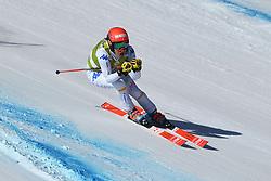 March 14, 2019 - ANDORRA - Federica Brignone(ITA) during Ladies Super Giant of Audi FIS Ski World Cup Finals 18/19 on March 14, 2019 in Grandvalira Soldeu/El Tarter, Andorra. (Credit Image: © AFP7 via ZUMA Wire)