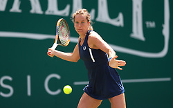 Czech Republic's Barbora Strycova during day four of the Nature Valley Classic at Edgbaston Priory, Birmingham.